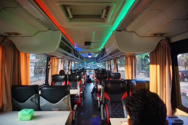 NgoBusGeh: Cara Beda Nikmati Sebotol Kopi Sambil Keliling Kota Bandar Lampung (26122)