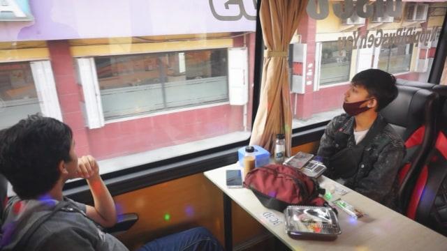 NgoBusGeh: Cara Beda Nikmati Sebotol Kopi Sambil Keliling Kota Bandar Lampung (1046501)