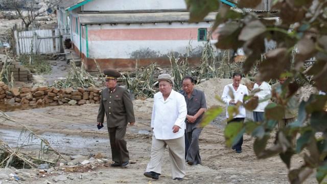Korea Utara Disebut Punya Kamp Karantina COVID-19 Rahasia, 50.000 Orang Tewas (24117)