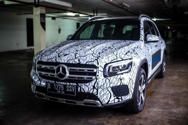 Resmi, Mercedes-Benz GLB Meluncur 21 September 2020 di Indonesia (64392)