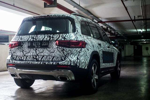 Resmi, Mercedes-Benz GLB Meluncur 21 September 2020 di Indonesia (64396)