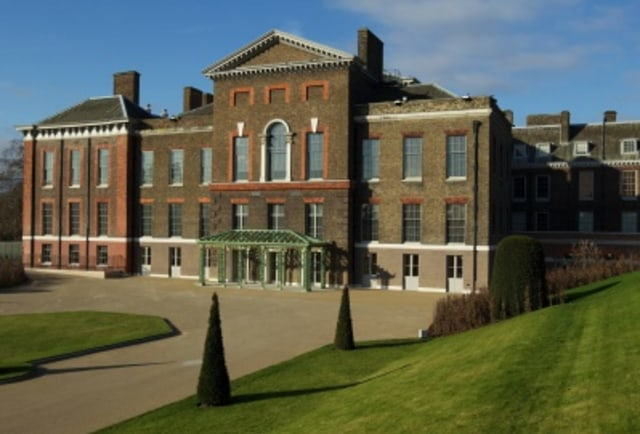 Rumah Pangeran William & Kate Middleton di Istana Kensington: 4 Lantai, 20 Kamar (218256)