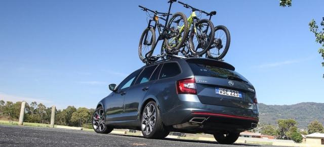 Amankah Bawa Sepeda di Atap dan Belakang Mobil? (312985)