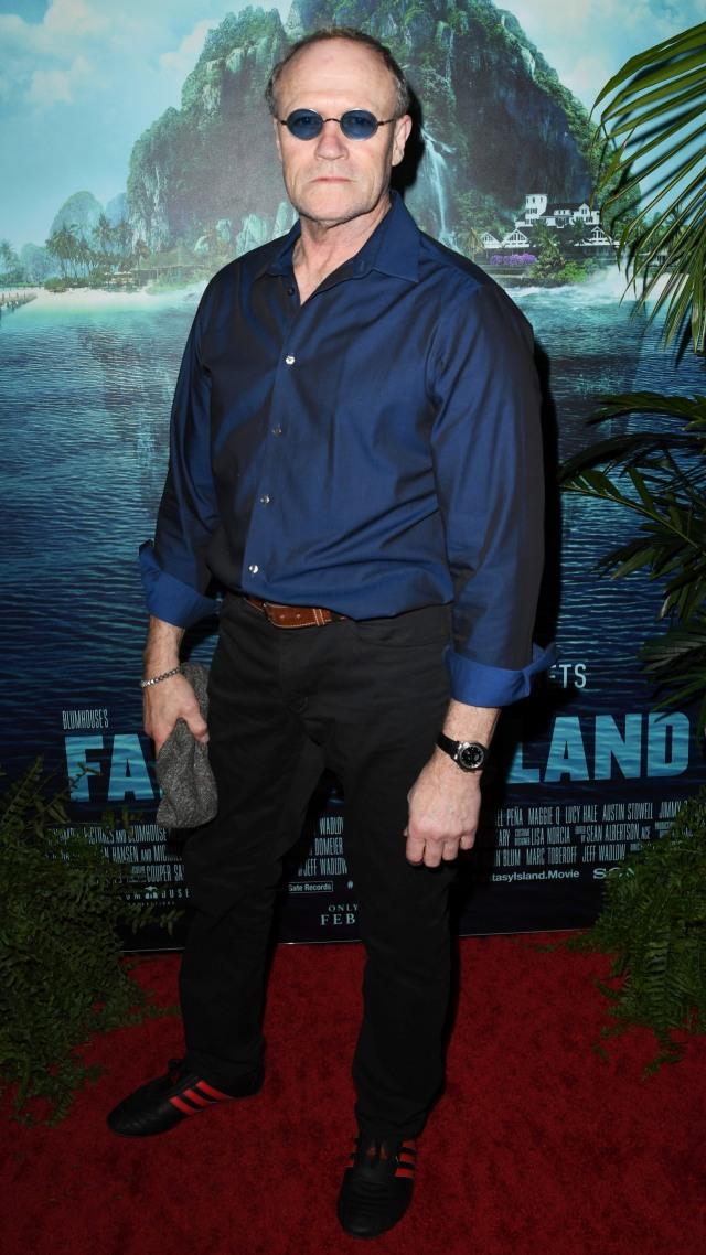 Tanpa Pengobatan, Aktor Michael Rooker Mengaku Sembuh dari COVID-19 (83412)