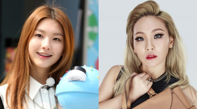 Kim Jin-Kyung Ternyata Pernah Disindir Pedas Oleh CL 2NE1 (12463)