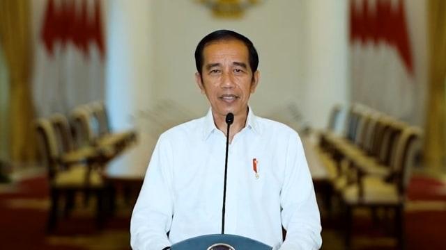 Jokowi Sampaikan Situasi Corona RI: Vaksinasi hingga Antisipasi Long Weekend (65725)