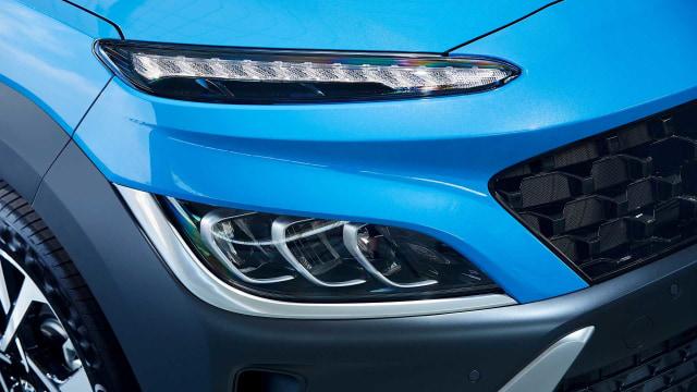 Hyundai Kona Facelift Mengaspal, Usung Teknologi Mild Hybrid (26693)