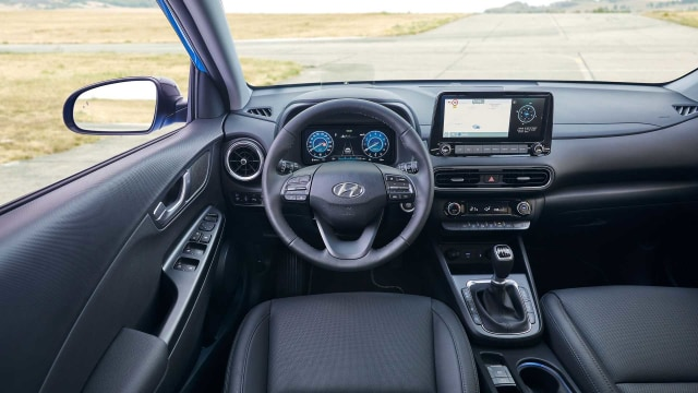 Hyundai Kona Facelift Mengaspal, Usung Teknologi Mild Hybrid (26696)