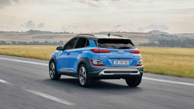 Hyundai Kona Facelift Mengaspal, Usung Teknologi Mild Hybrid (26698)
