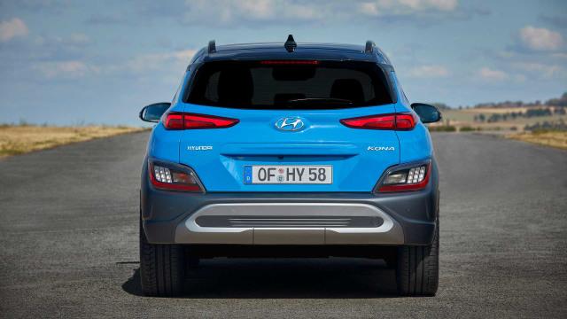 Hyundai Kona Facelift Mengaspal, Usung Teknologi Mild Hybrid (26695)