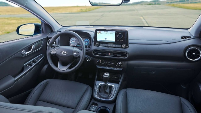 Hyundai Kona Facelift Mengaspal, Usung Teknologi Mild Hybrid (26697)