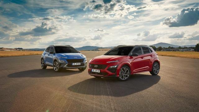Hyundai Kona Facelift Mengaspal, Usung Teknologi Mild Hybrid (26691)