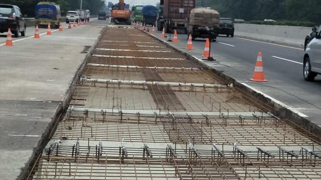 Berita Populer: Perbaikan Jalan di Tol Jagorawi; Fitur ESS di Honda CBR150R (1181)