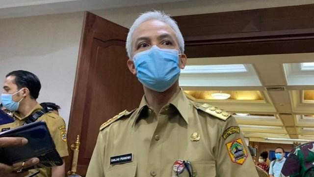 Ganjar Siapkan Antisipasi Pemudik Imbas PSBB Ketat Jakarta (8603)