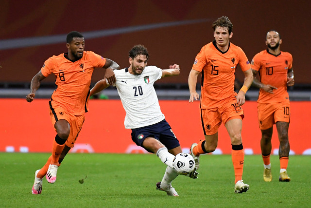 Timnas Belanda Pilih Frank de Boer Sebagai Pelatih dan Van Nistelrooy Asistennya (209922)