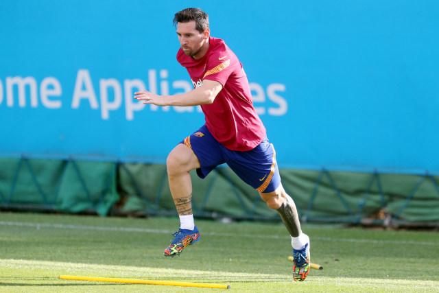 Koeman: Saat Barcelona dan Lionel Messi Ribut, Aku Gak Ikutan (24032)