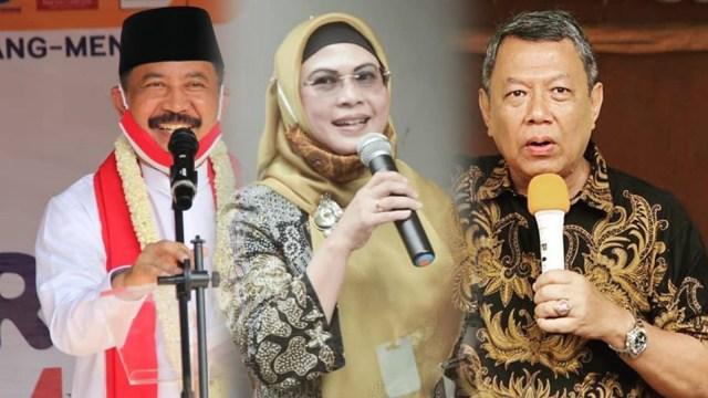 Tarung Sengit di Pilwalkot Tangsel: Keluarga Prabowo, Ma'ruf, dan Ratu Atut (224466)