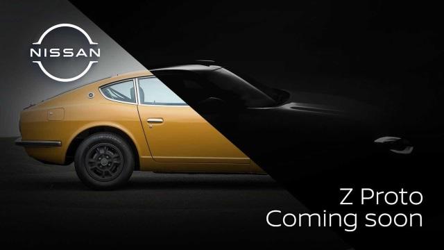 Penampakan Sportscar Gahar Nissan Z Proto yang Meluncur Besok  (186014)