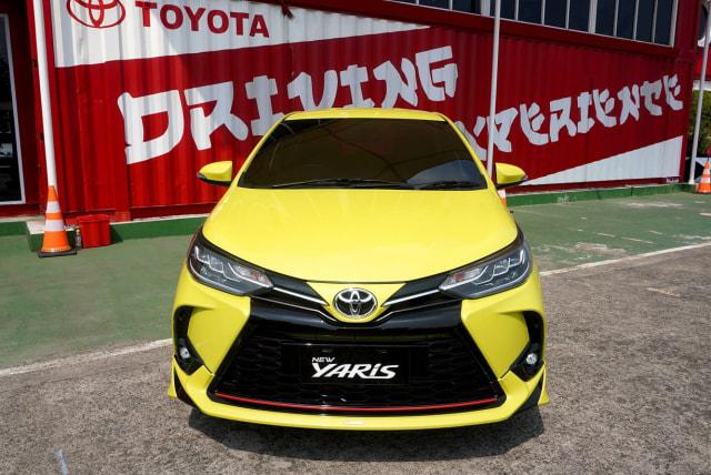 5 Perbedaan New Toyota Yaris dengan Versi Lawas (27469)