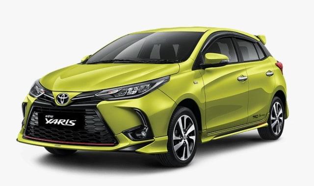 5 Perbedaan New Toyota Yaris dengan Versi Lawas (27475)