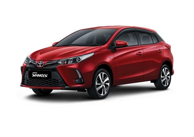 Varian E Toyota Yaris Dihilangkan, Mengapa? (36603)
