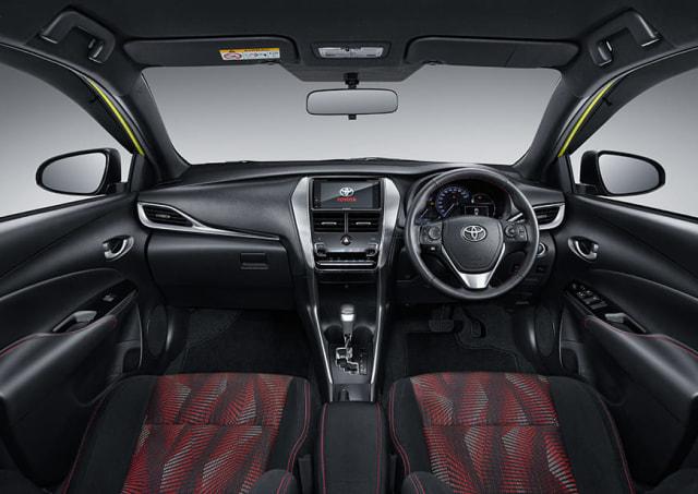 Bedah Varian Termurah New Toyota Yaris, Punya Fitur Apa Saja?  (349)