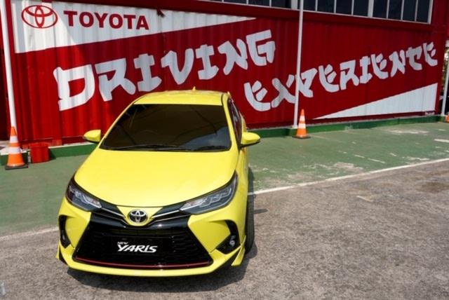 Harga Lengkap Toyota Yaris Terbaru, Cicilannya Mulai Rp 4 Jutaan  (290344)