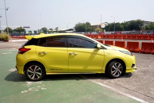 5 Perbedaan New Toyota Yaris dengan Versi Lawas (27473)