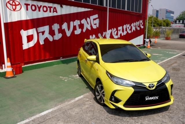 Varian E Toyota Yaris Dihilangkan, Mengapa? (36602)