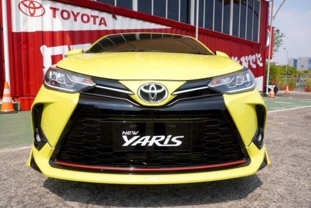 Toyota Yaris Baru Sudah Kena Diskon Rp 15 Juta (103462)