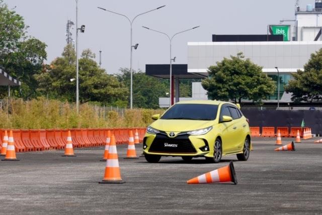 5 Perbedaan New Toyota Yaris dengan Versi Lawas (27474)