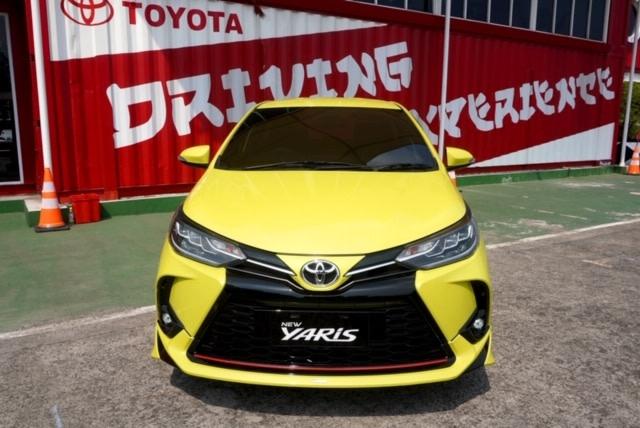 Varian E Toyota Yaris Dihilangkan, Mengapa? (36605)