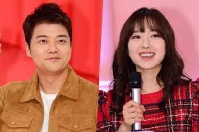 Jun Hyun Moo dan Joy Red Velvet Bawakan Acara Ketangkasan Anjing Para Idol (203103)