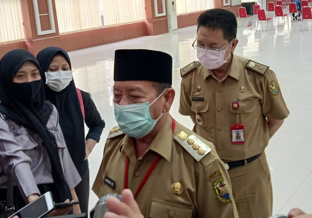 Pemkot Bandar Lampung Libatkan Satlinmas Tangkal Politik Uang di Masa Pilkada  (1)