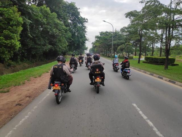 Tim Gabungan Polresta Barelang Buru Aksi Begal di Batam (372049)