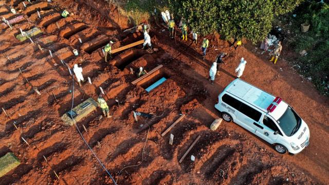 Pemprov DKI Kucurkan Rp 185 M untuk Buka 5 Lahan Pemakaman Baru (198796)