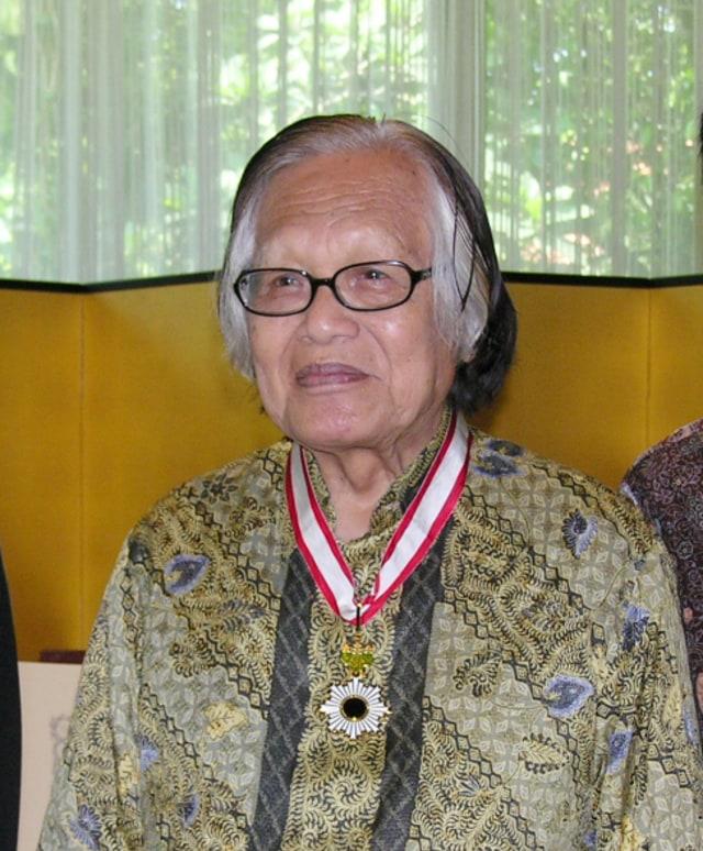 Foto: Perjalanan Karier Jakob Oetama, Sang Pendiri Harian Kompas (96277)