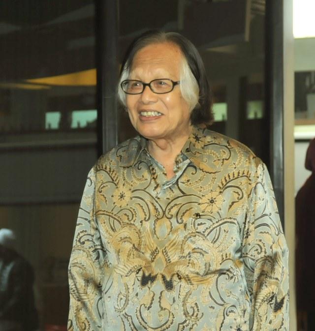 Foto: Perjalanan Karier Jakob Oetama, Sang Pendiri Harian Kompas (96270)