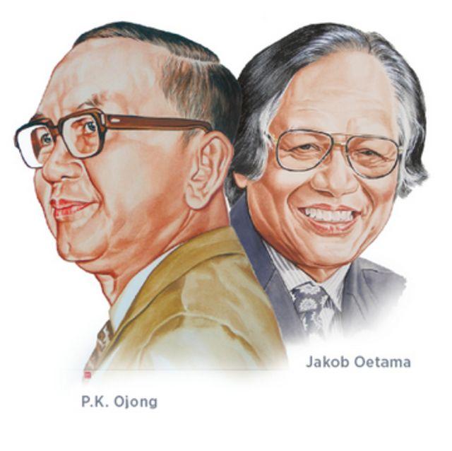 Profil Jakob Oetama, Pendiri Kompas Gramedia yang Tutup Usia Hari Ini (12620)