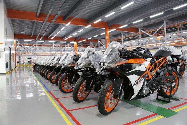 Berita Populer: Bocoran 3 Motor Baru KTM Rakitan Gresik; Perang Medium SUV (945400)