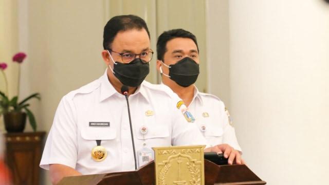 Anies Terapkan Lagi PSBB Ketat, Pengusaha Minta Mal Boleh Tetap Beroperasi (84650)