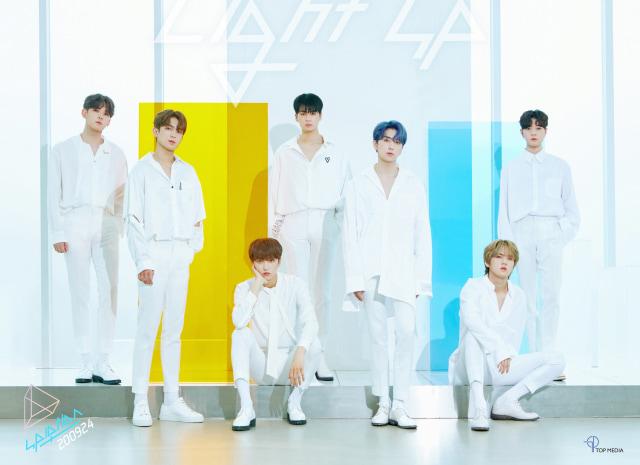 UP10TION Kembali dengan Album Baru, Light Up (12127)
