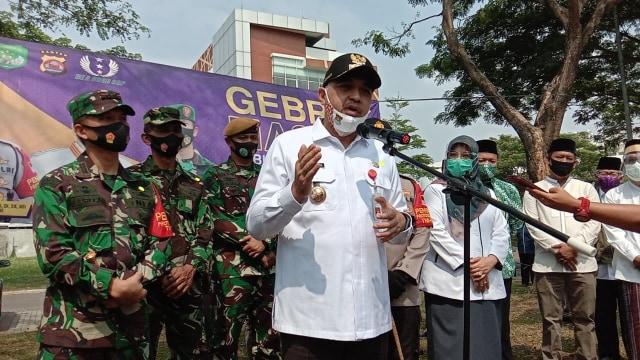 Mengikuti Jakarta, Tangerang Raya Bakal Pertimbangkan PSBB Ketat (111093)