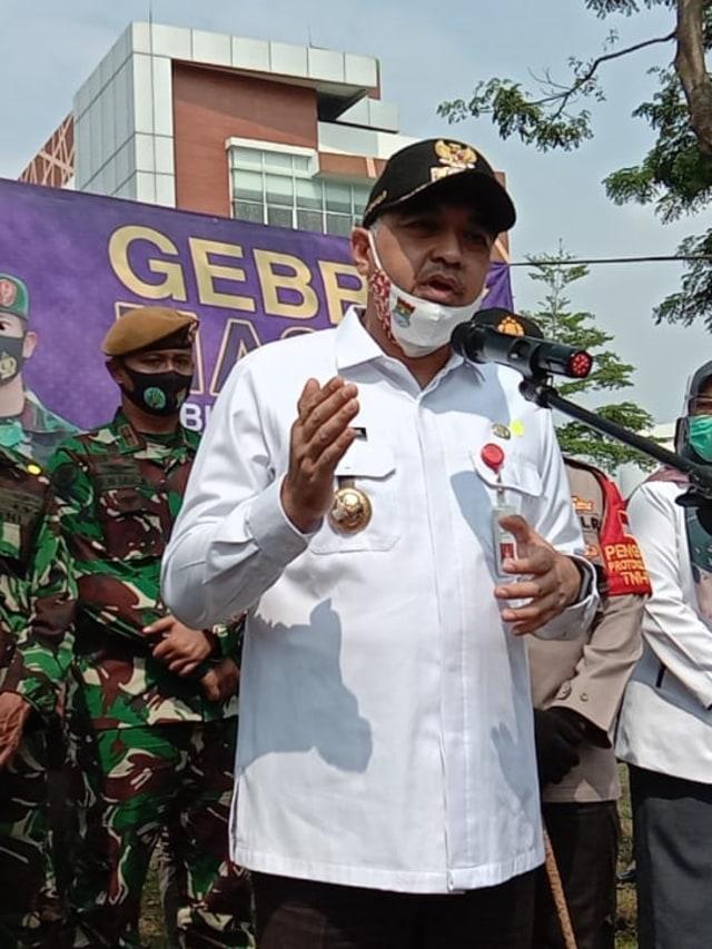 Mengikuti Jakarta, Tangerang Raya Bakal Pertimbangkan PSBB Ketat (111092)