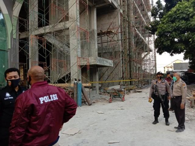 Insiden Berdarah RSI Unisma, Disnaker Selidiki Jaminan K3  (117579)