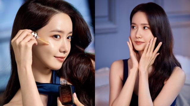 Tampilan Terbaru YoonA SNSD yang Jadi Brand Ambassador Estee Lauder (92849)