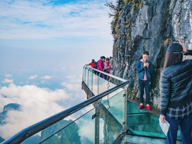 Ngeri-ngeri Sedap, Ini 7 Jembatan Kaca Terkestrem di Dunia (78168)