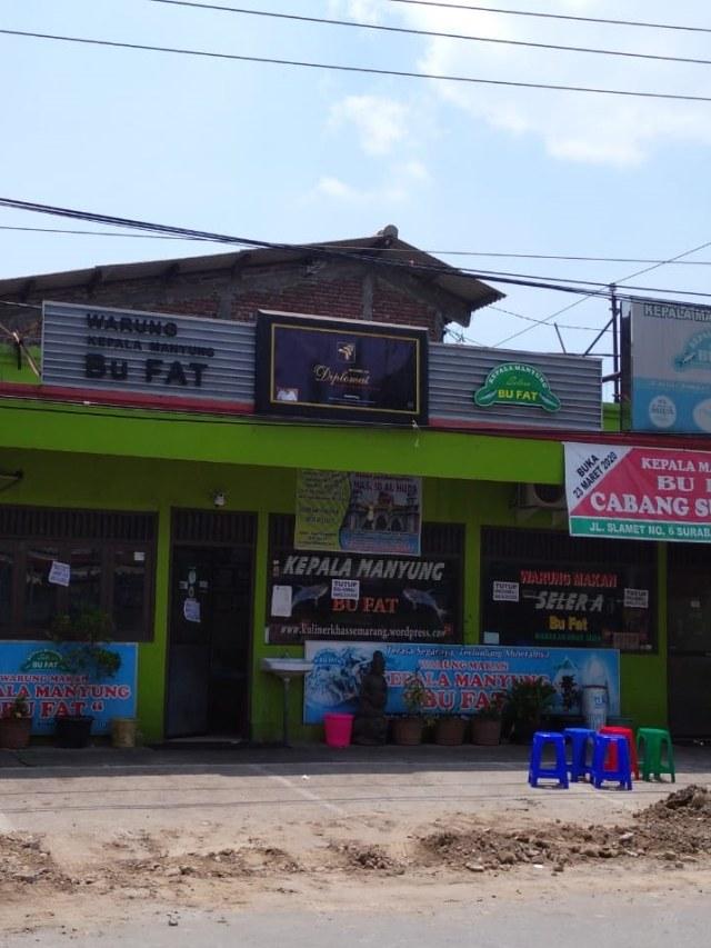 Waspada Klaster Corona di Restoran: RM Bu Fat Semarang dan Soto Lamongan di DIY (102466)