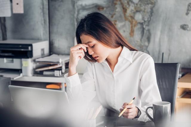 Penyebab Mudah Lelah saat Bekerja dan Cara Mengatasinya (589861)
