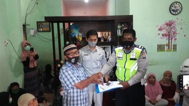 3 Korban Kecelakaan Tragis di Malang Dapat Santunan Masing-Masing Rp 50 Juta (60057)
